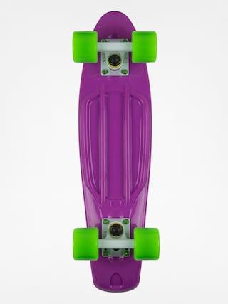 Deskorolka cruiser Fish Skateboards 02 (purple/white/green)