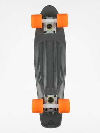 Deskorolka cruiser Fish Skateboards 02 (grey/white/orange)