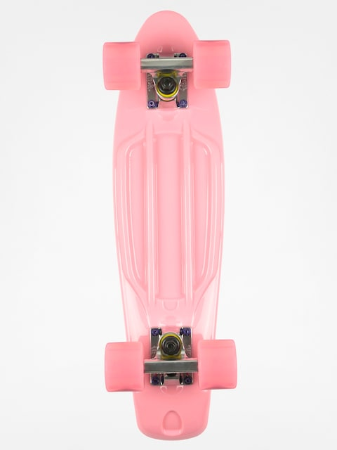 Deskorolka cruiser Fish Skateboards 01 (sum pink/silver/pink)
