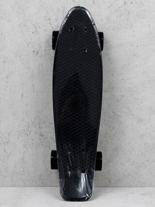 Deskorolka cruiser Fish Skateboards 01 (black/silver/black)
