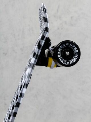 Deskorolka cruiser Stereo Vinyl (black white/white/black)