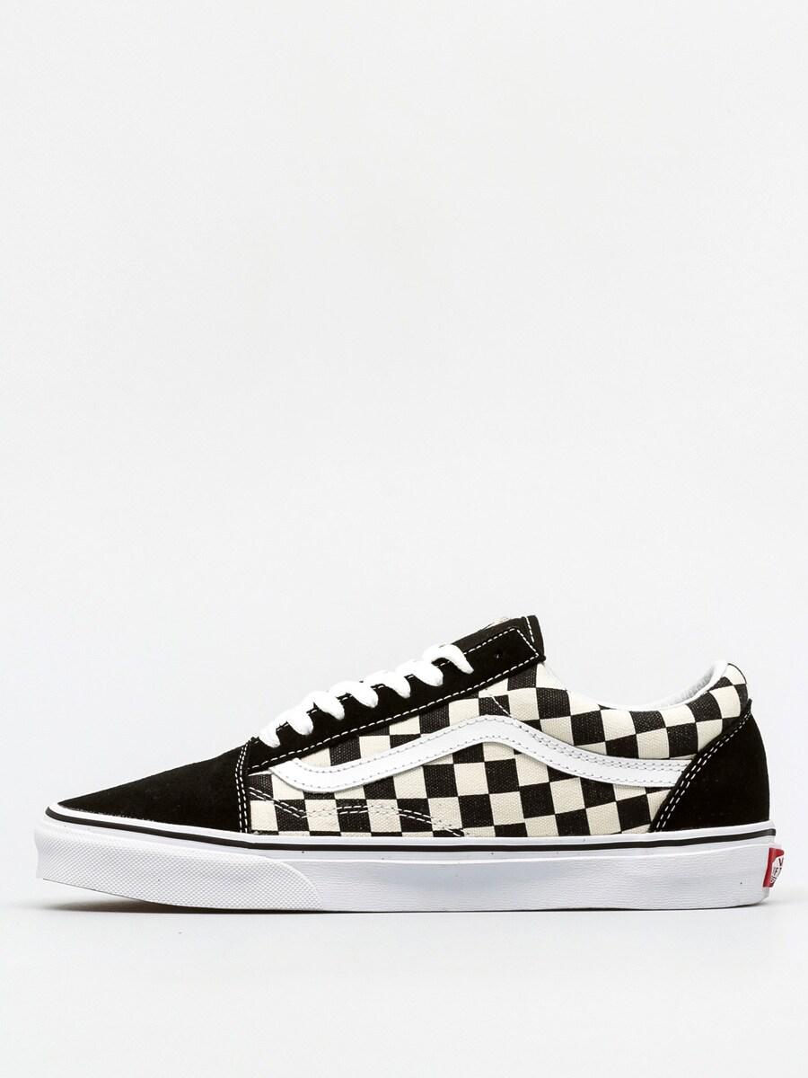 Buty Vans Old Skool (checkerboardblackespresso)