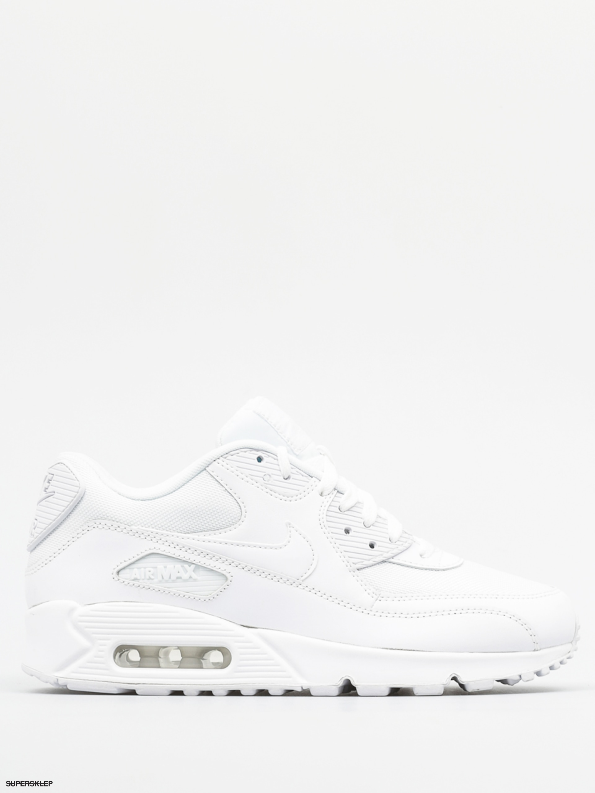 Sneakers buty Nike Air Max 90 Essential white white