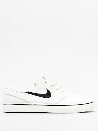 Buty Nike SB Zoom Stefan Janoski Cnvs (summit white/black)