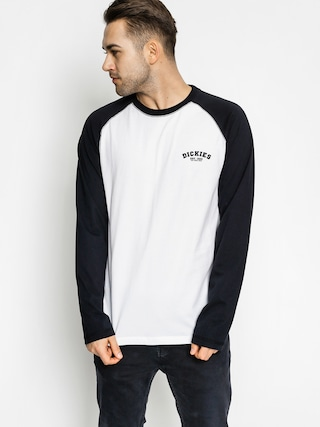 Longsleeve Dickies Baseball (black/white)