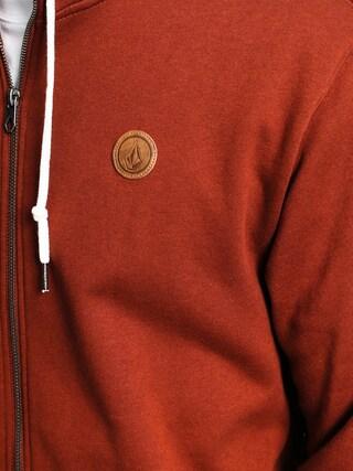 Bluza z kapturem Volcom Single Stone ZHD (por)