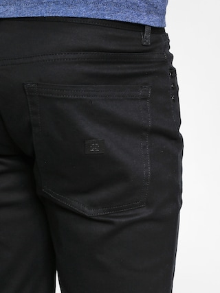 Szorty Kr3w K Silm 5 Pocket (black)