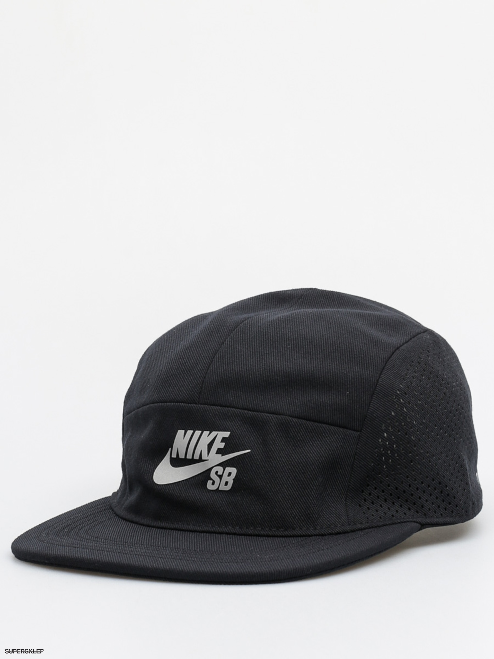 Czapka z daszkiem Nike Sb Performance 5 Panel (black) 95cba90a440