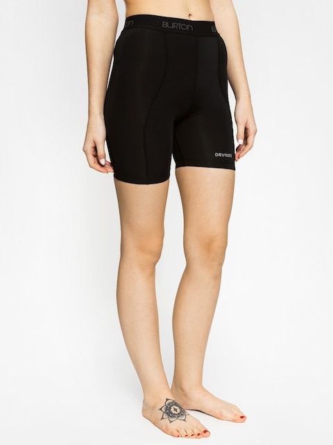 Szorty ochronne Burton Luna Short Wmn (true black)