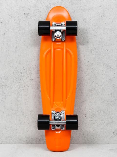 Deskorolka cruiser Playlife Vinyl (orange/black)