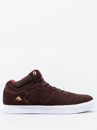 Buty Emerica The Hsu G6 X Chocolate (brown/white)