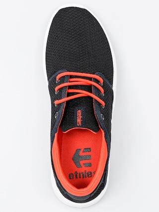 Buty dziecięce Etnies Kids Scout (navy/red)