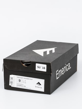 Buty Emerica Provost Cruiser Slip (black/white)