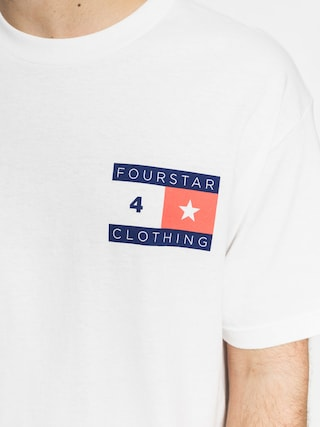 T-shirt Fourstar Lockwood Std (white)