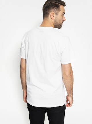 T-shirt Fox Side Glide (optic white)