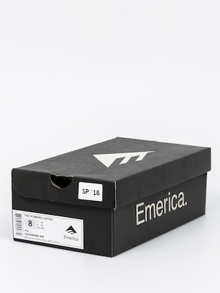 Buty Emerica The Romero Laced (red)