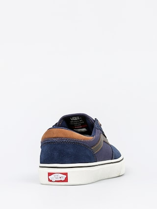 Buty Vans Gilbert Crockett Pro (midnight navy/brown)