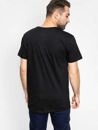 T-shirt Majesty Censored (black)