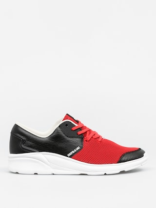 Buty Supra Noiz (red/black white)