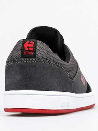 Buty dziecięce Etnies Kids Marana (black/dark grey/red)