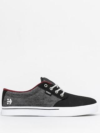 Buty dziecięce Etnies Kids Jameson 2 Eco (black denim)