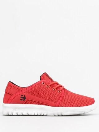 Buty dziecięce Etnies Kids Scout (red/white/black)