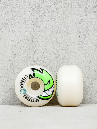 Kółka Spitfire Big Head (white/green)