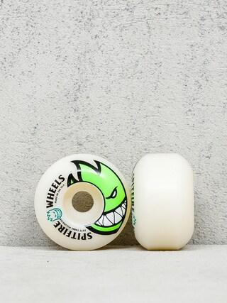 Ku00f3u0142ka Spitfire Big Head (white/green)