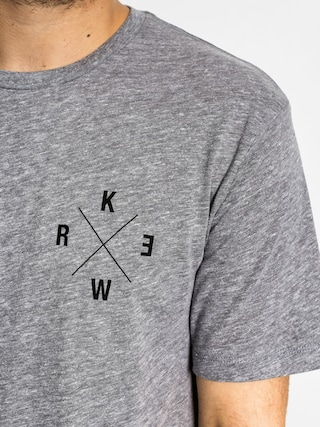 T-shirt Kr3w Coorrdinates (grey heather)