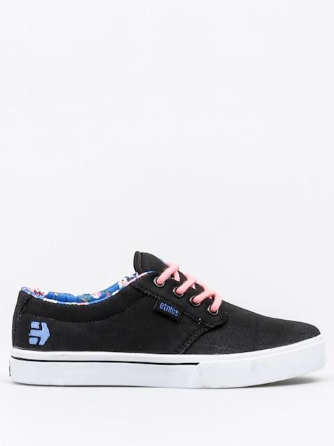 Buty dziecięce Etnies Jameson 2 Eco (black/blue/white)