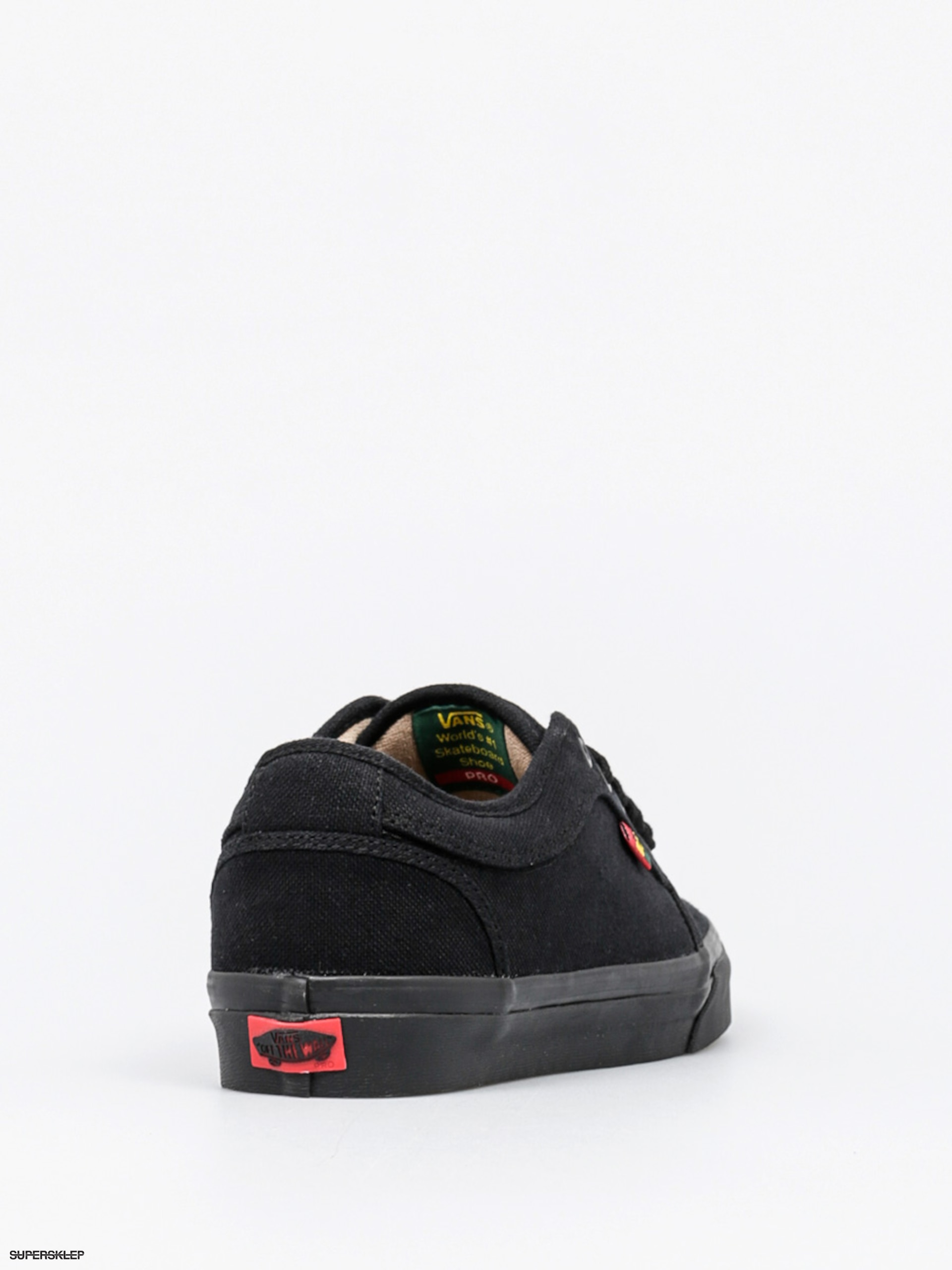 Buty Vans Chukka Low (hemp black rasta) 66c4811cf89