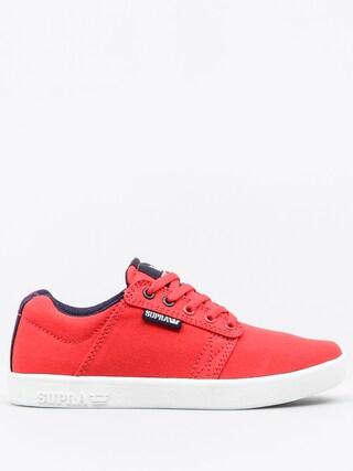 Buty dziecięce Supra Westway (red/navy white)