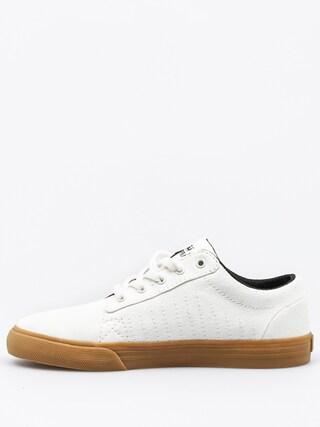 Buty dziecięce Supra Belmont (off white/gum)