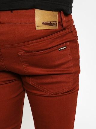 Spodnie Volcom 2X4 Twill 5 Pckt (por)