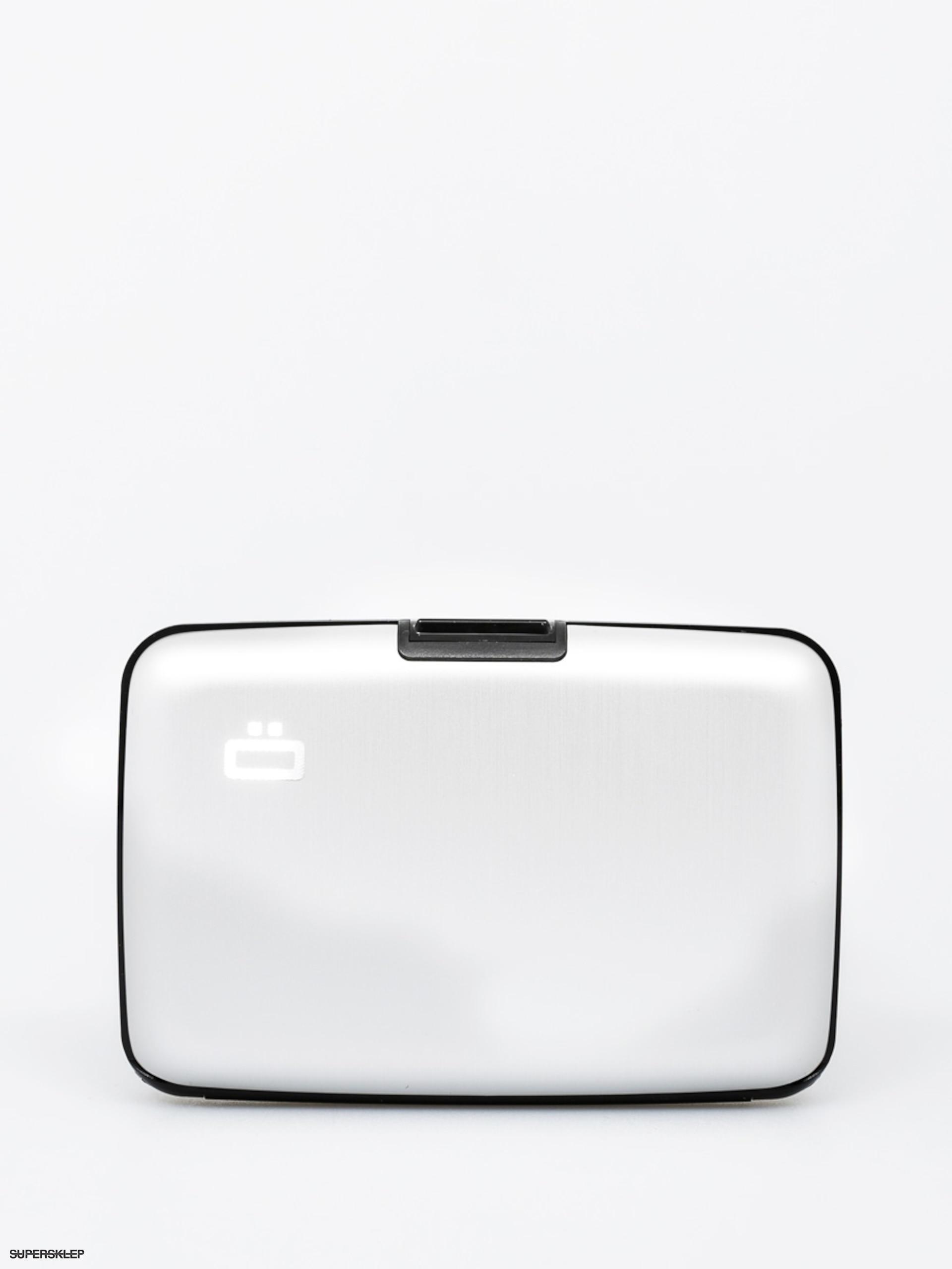 Portfel Ogon Designs Stockholm (silver)