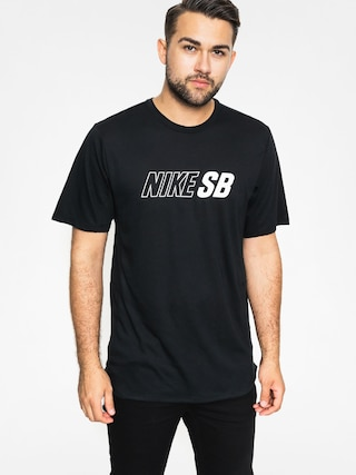 T-shirt Nike SB Sb Skyline Dri Fit Cool Gfx (black)