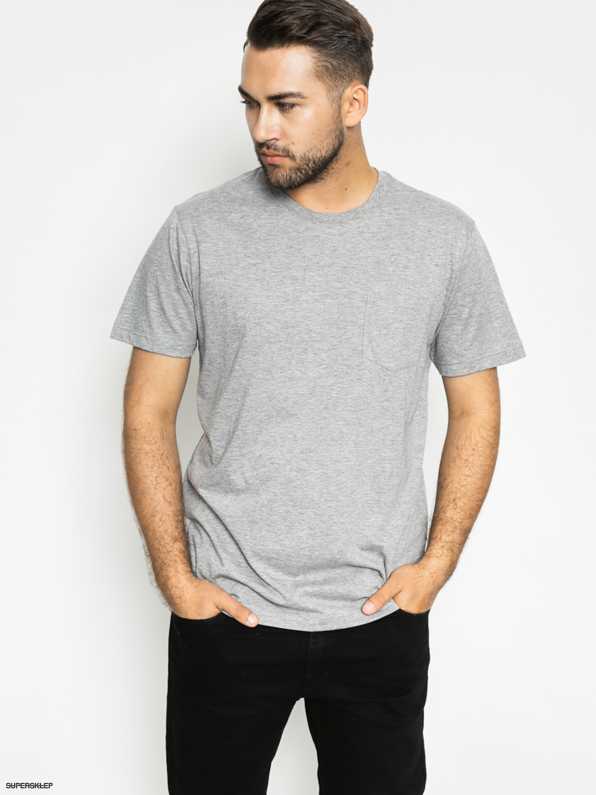 T-shirt DC Basic Pocket