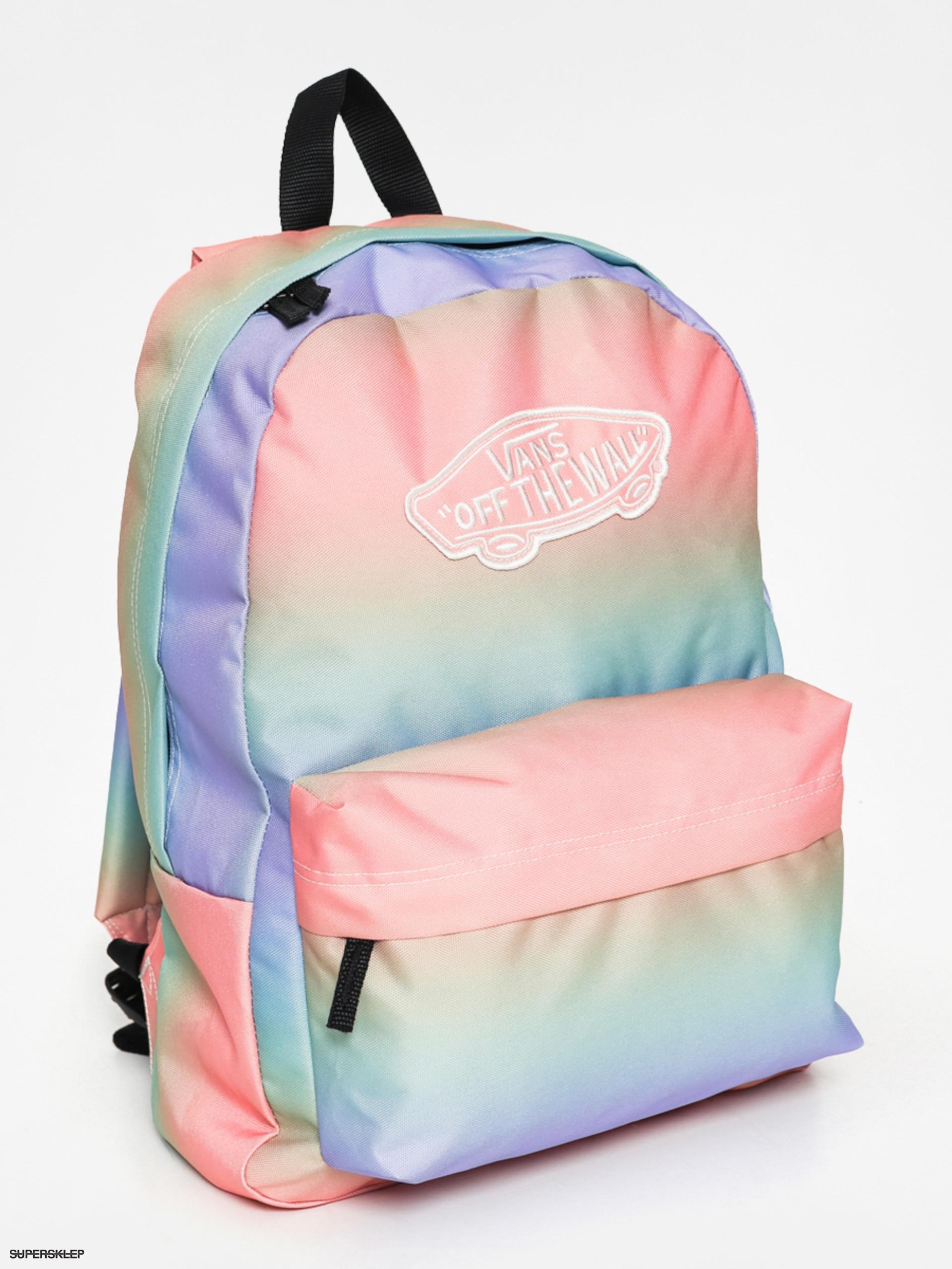 Plecak Vans Realm Wmn (rainbow)