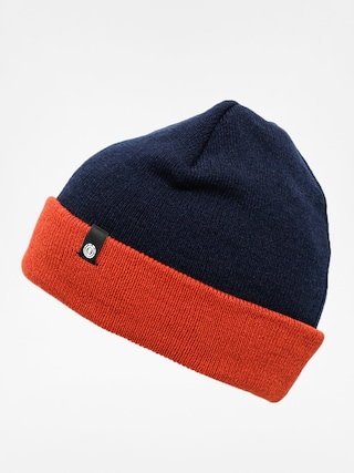 Czapka zimowa Element Carrier Beanie (indigo nati red)