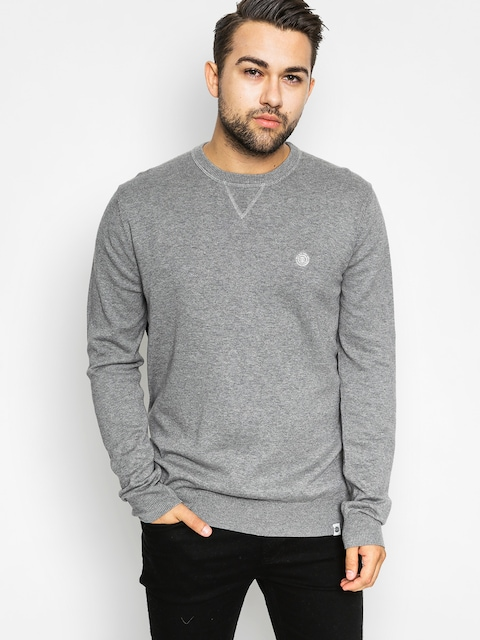 Bluza Element Crew (grey heather)