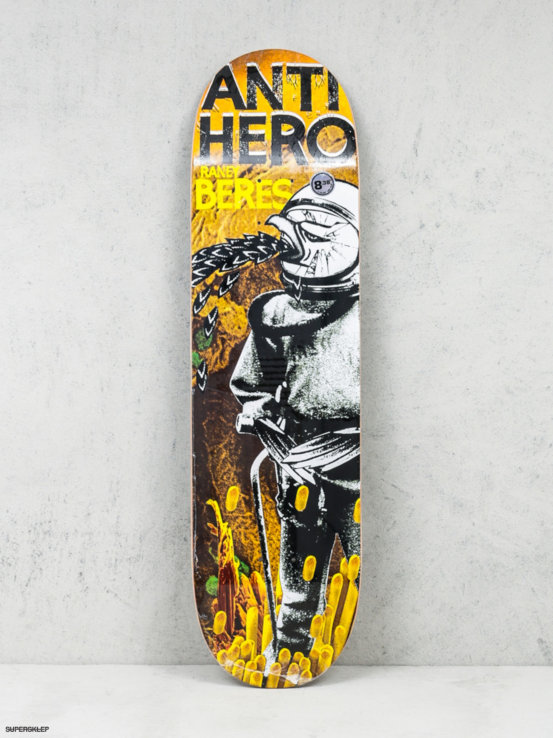 Deck Antihero Unknown