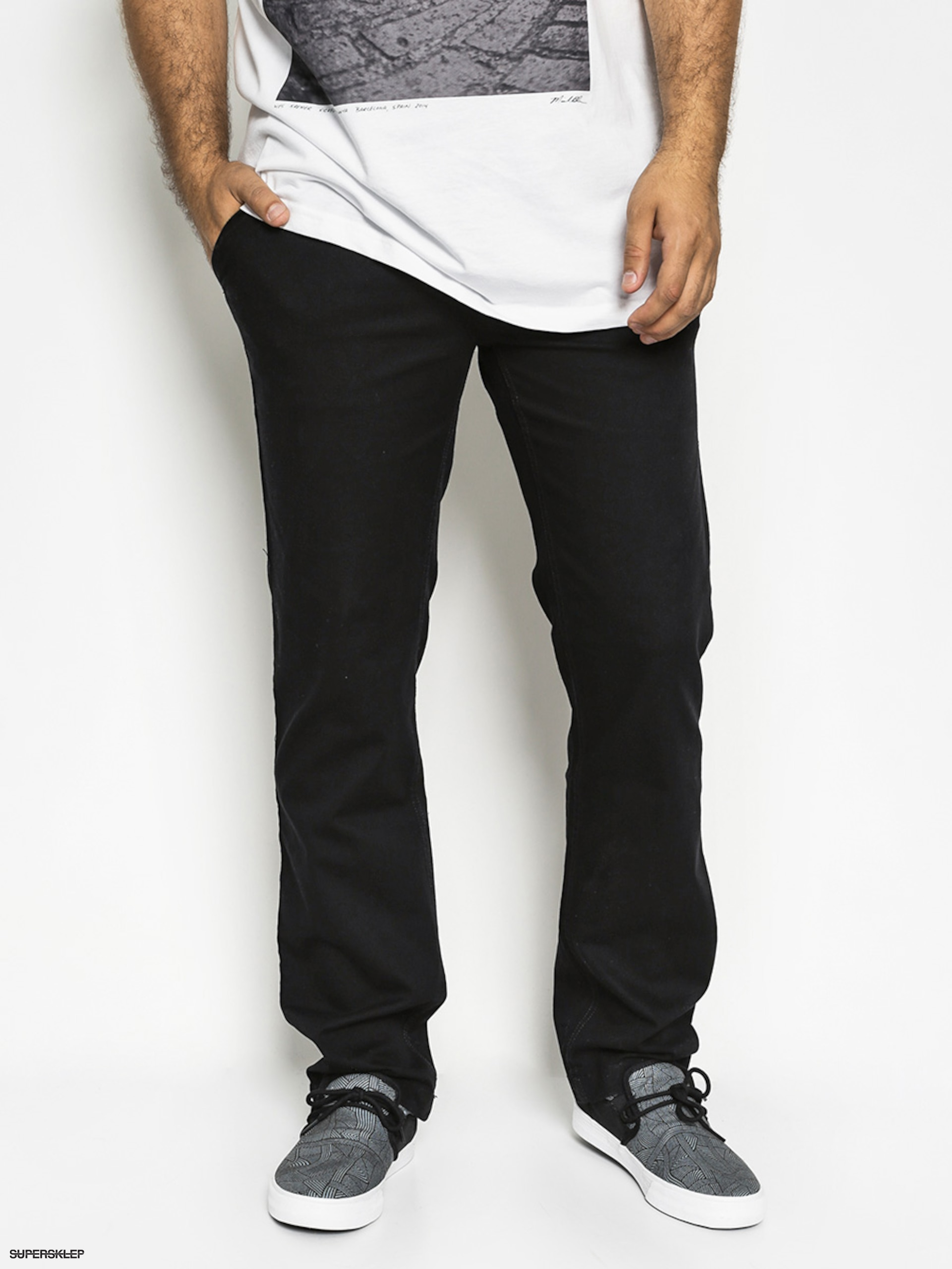 Spodnie DC Worker Straight Chino