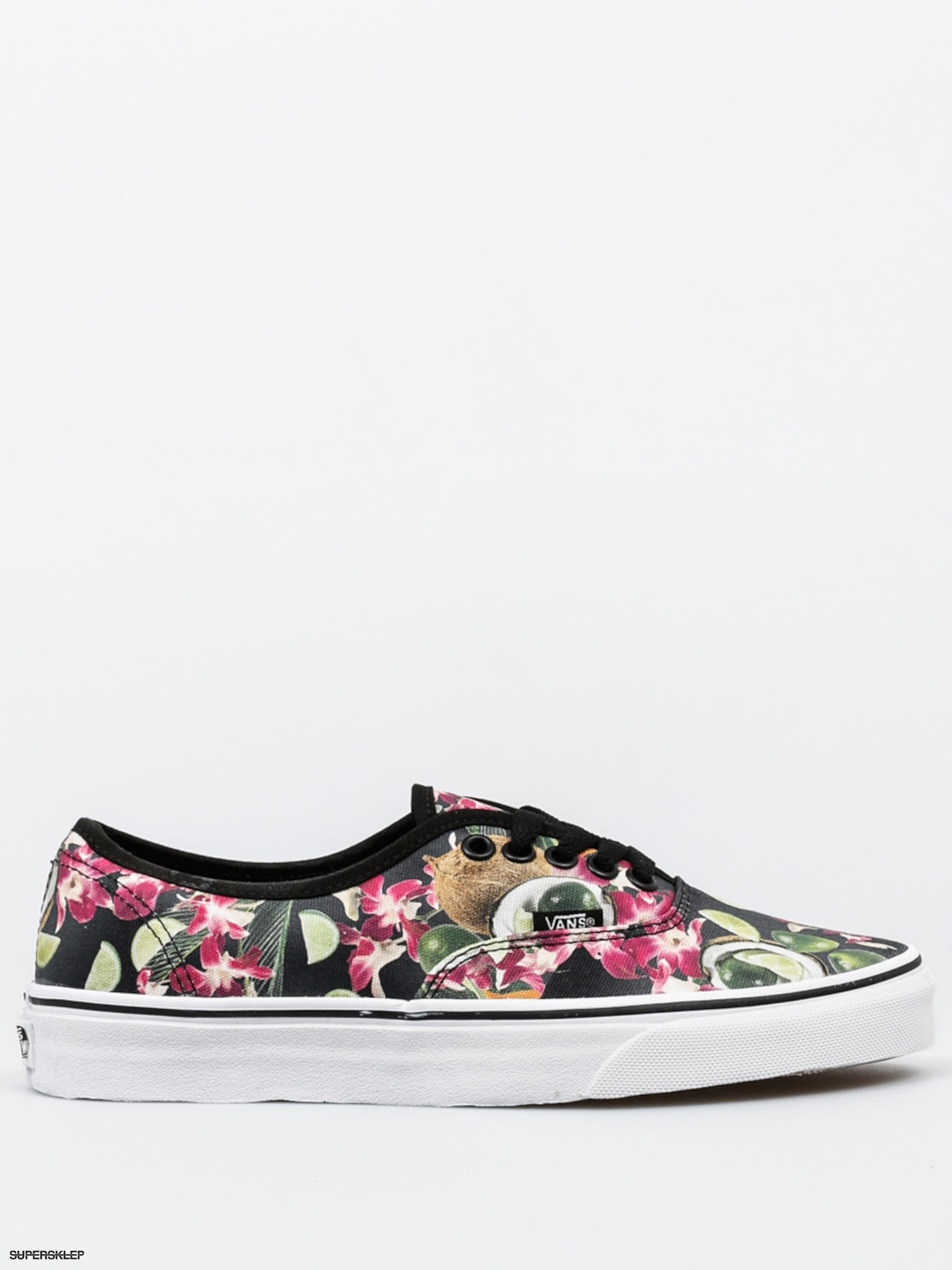 Buty Vans Authentic (lime in the coconut bla)