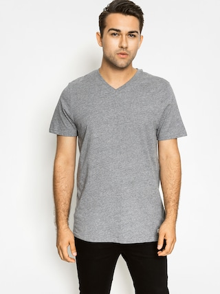 T-shirt Element Basic V (grey heather)