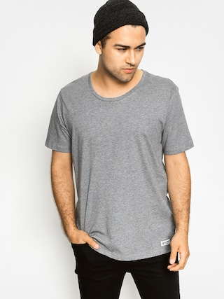 T-shirt Element Basic Open Neck (grey heather)