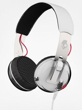 Słuchawki Skullcandy Grind (white/black/red)