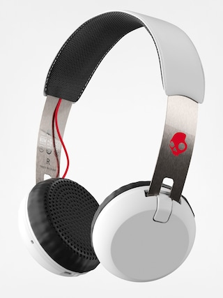 Słuchawki Skullcandy Grind Wireless (white/black/red)