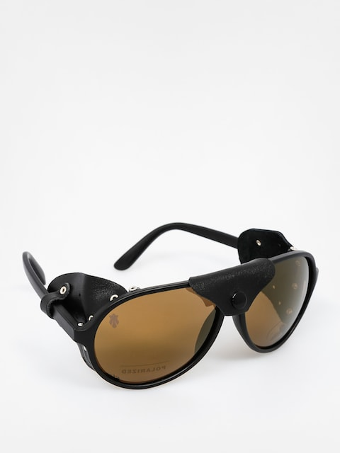 Okulary przeciwsłoneczne Majesty Apex (black/bronze topaz)