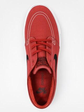 Buty Nike SB Zoom Stefan Janoski Cnvs (drk cynn/blck gm lght brwn wht)