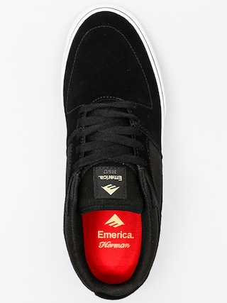Buty Emerica The Hsu Low Vulc (black/white)